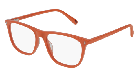 Stella McCartney - SK0043O Orange Eyeglasses / Demo Lenses