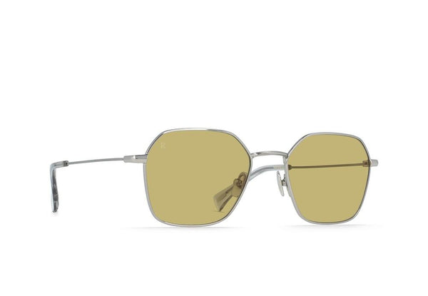 Raen - Varlin Light Gunmetal Sunglasses / Acid Brown Lenses