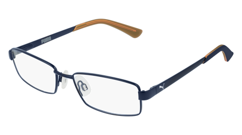 Puma - PU0184OA Grey Eyeglasses / Demo Lenses