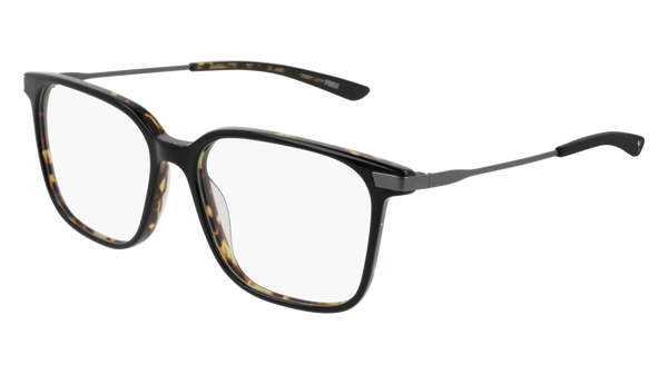 Puma - PU0206O Black Ruthenium Eyeglasses / Demo Lenses