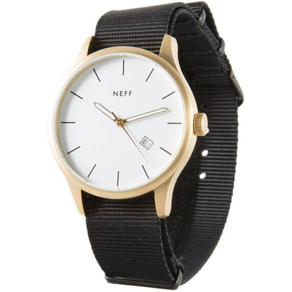 Neff - Esteban Gold/Black Watch