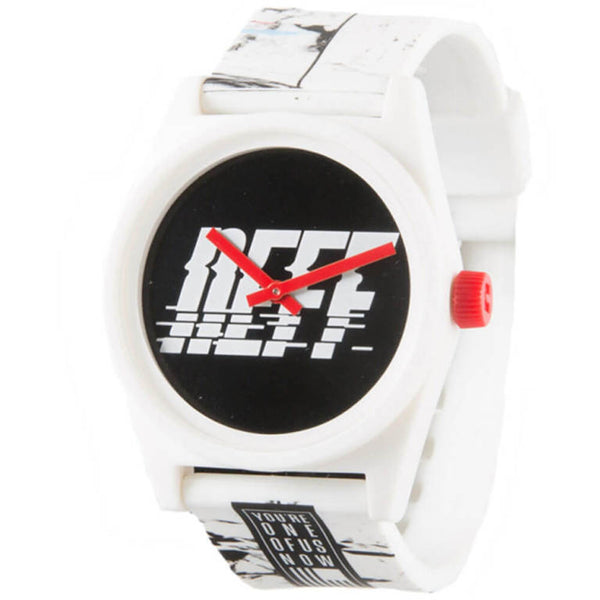 Neff - Daily Wild Sport Tech White Watch