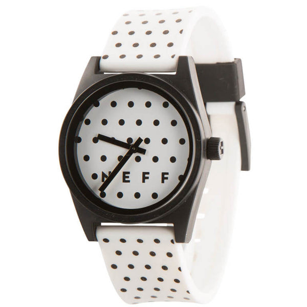 Neff - Daily Wild Polka White Watch