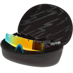 Neff - Brodie Black Rubber Sunglasses