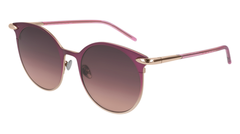 Pomellato - PM0053S 52mm  Pink Sunglasses / Gold Orange Lenses