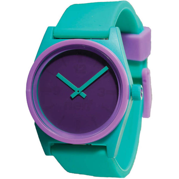 Neff - Duo Teal/Purple Watch