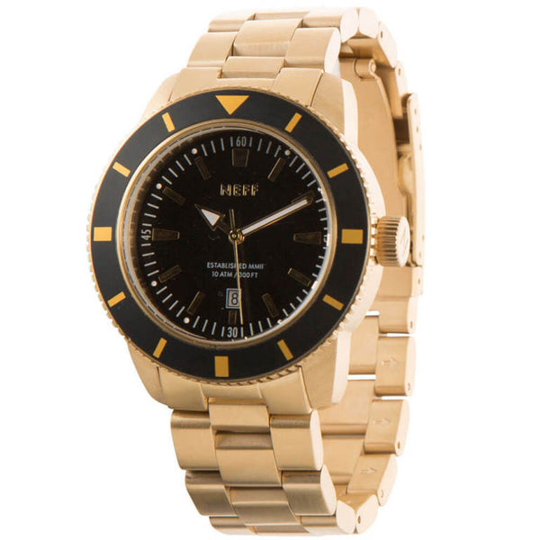 Neff - Pretender Gold Watch