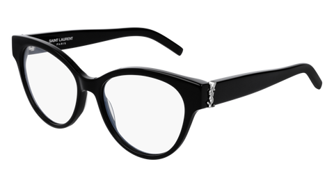 Saint Laurent - SL M34 Black Eyeglasses / Demo Lenses