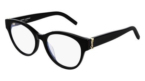 Saint Laurent - SL M34/F Black Eyeglasses / Demo Lenses