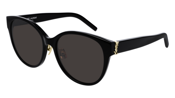 Saint Laurent - SL M39/K Black Sunglasses / Black Lenses