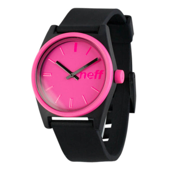Neff - Duo Magenta Watch