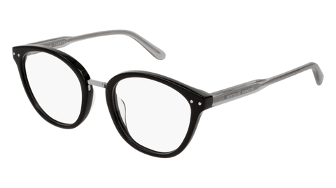 Bottega Venetta - BV0195O Black Eyeglasses / Demo Lenses