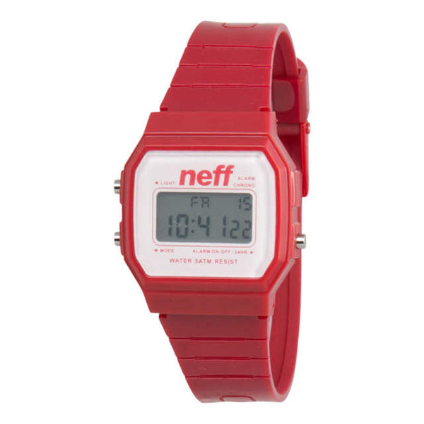 Neff - Flava Red/White Watch