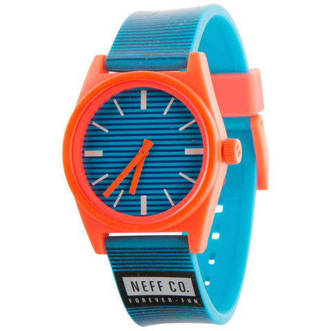 Neff - Daily Basic Cyan Watch