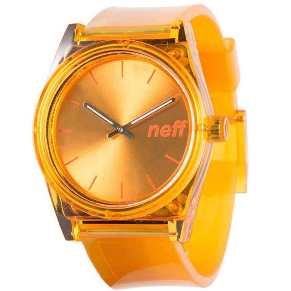 Neff - Daily Ice Orange Watch