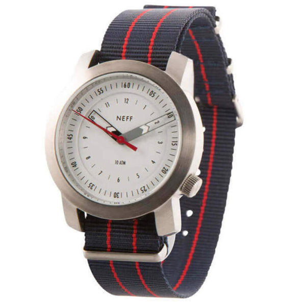 Neff - Tactical Silver/Navy Watch