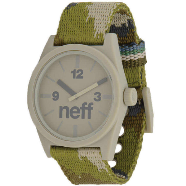 Neff - Daily Woven Camo Watch