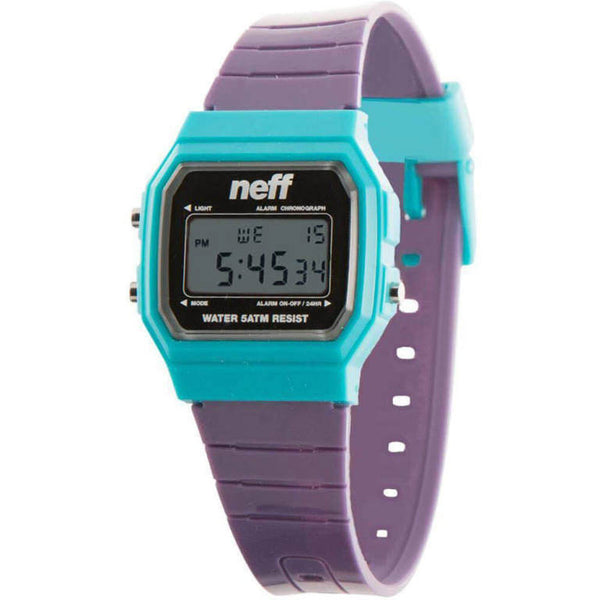 Neff - Flava Purple/Teal Watch