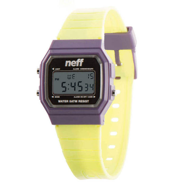 Neff - Flava Purple/Lime Watch
