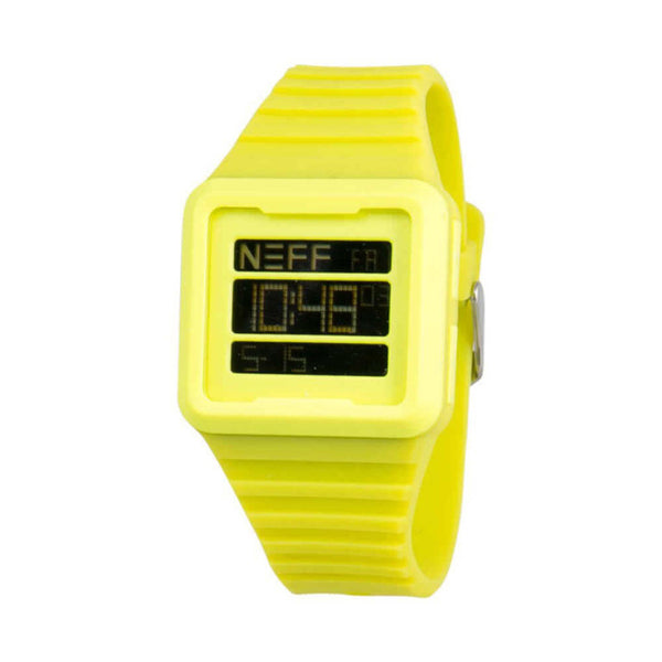 Neff - Odyssey Lime Watch