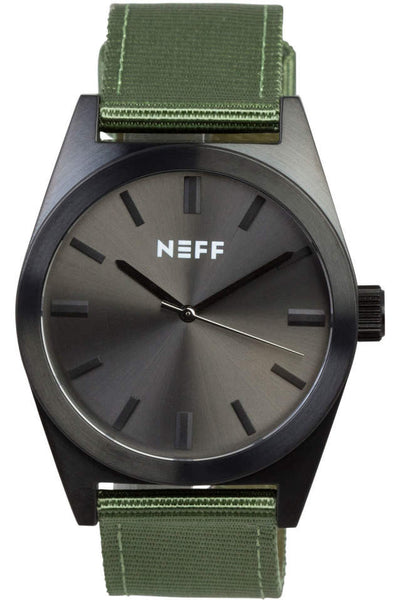 Neff - Nightly Black/Olive Watch