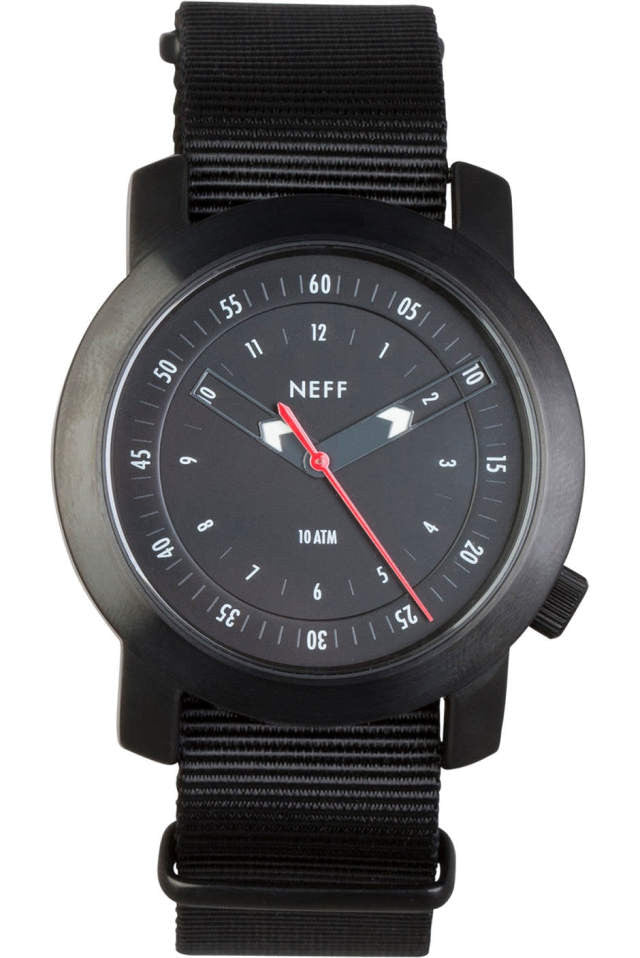Neff - Tactical Gunmetal/Black Watch
