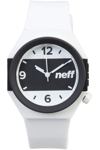 Neff - Stripe White/Black Watch