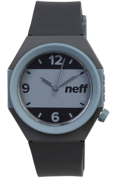 Neff - Stripe Black/Grey Watch