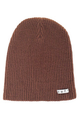 Neff - Daily Brown Beanies