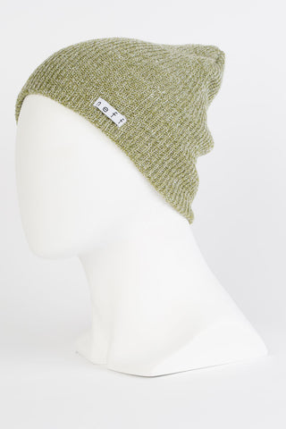Neff - Daily Heather Olive / White Beanies