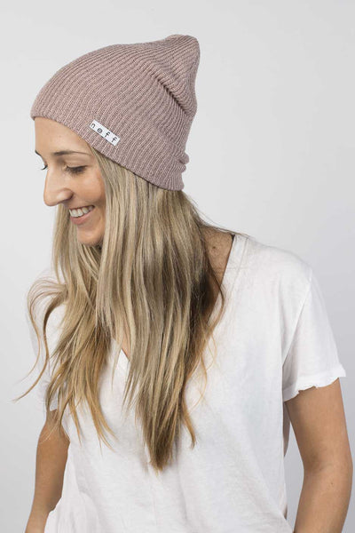 Neff - Daily Sparkle Rose Gold Beanies – New York Glass 1fd97463480