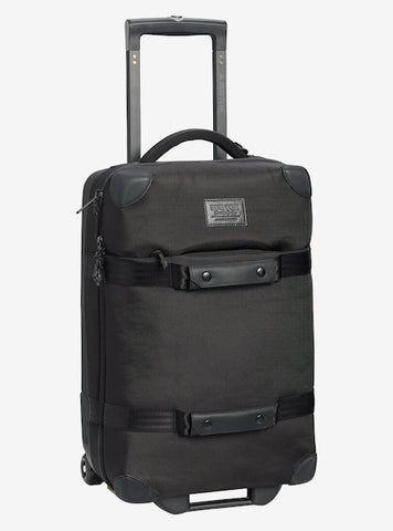 Burton - Wheelie Flight Deck 38L True Black Ballistic Travel Bag