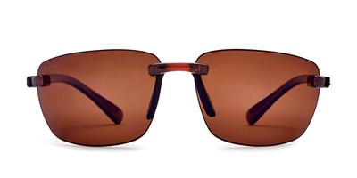 Kaenon - Coto Deep Brown Sunglasses / Ultra Brown 12 Lenses