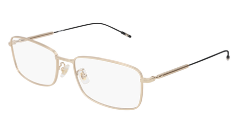 MontBlanc - MB0047O Gold Eyeglasses / Demo Lenses