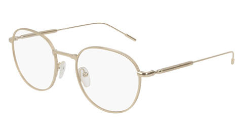 MontBlanc - MB0048O Gold Eyeglasses / Demo Lenses