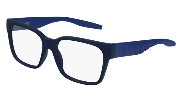 Puma - PU0232O Blue Eyeglasses / Demo Lenses