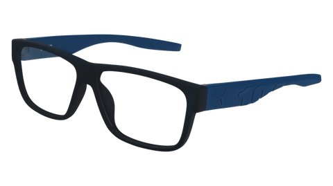 Puma - PU0231O Blue Eyeglasses / Demo Lenses