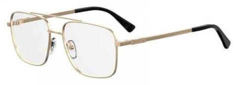 Moschino - Mos 532 Rose Gold Eyeglasses / Demo Lenses