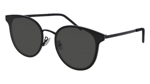 Saint Laurent - SL 213 Lily Black Sunglasses / Grey Lenses