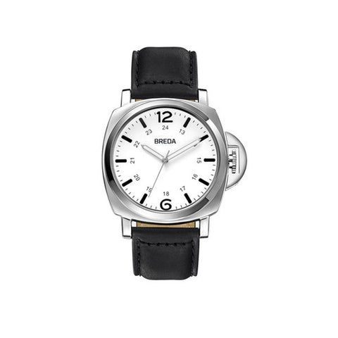 Breda - 1654 Silver / Black Watch