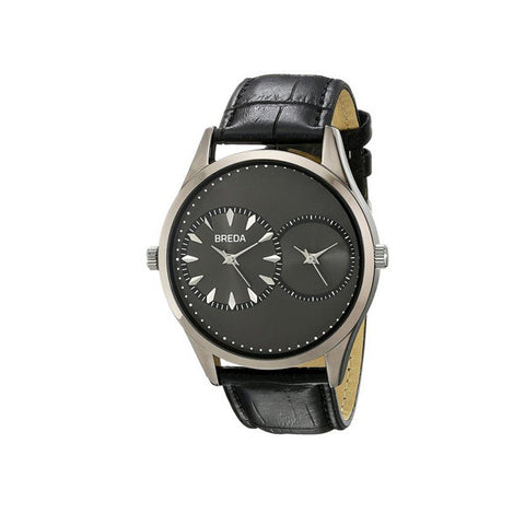 Breda 1681 Silver / Black Watch