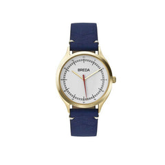 Breda 1683 Gold / Navy Watch