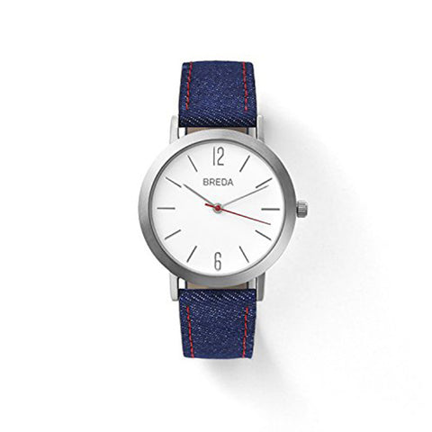 Breda - Mill Dark Blue Watch