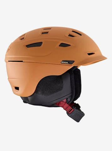 Anon - Men's Prime MIPS Small Orange Snow Helmet