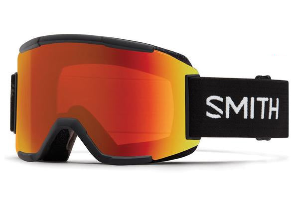 Smith - Squad Black Goggles, ChromaPop Everyday Lenses
