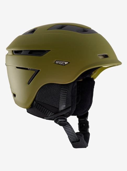 Anon - Men's Echo Small Olive Snow Helmet