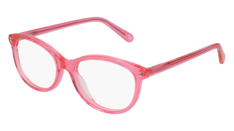 Stella McCartney - SK0025O Pink Eyeglasses / Demo Lenses
