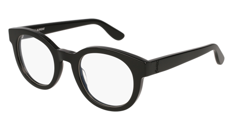 Saint Laurent - SL M14 48mm Black Eyeglasses / Demo Lenses