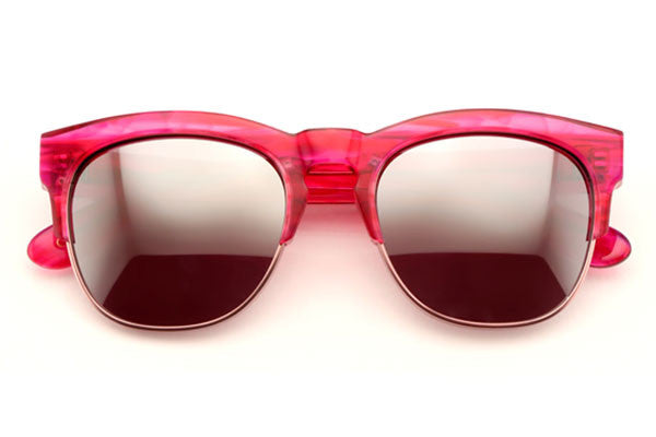 Wildfox - Clubfox Deluxe Wet Paint Sunglasses