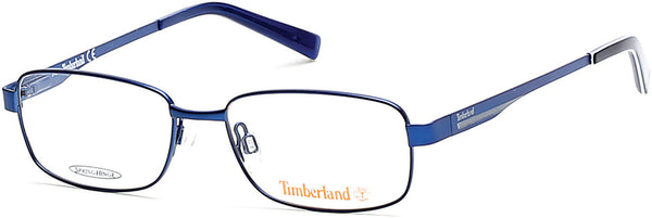 d8d02d2447 Timberland - TB5064 Matte Blue Eyeglasses / Demo Lenses – New York Glass